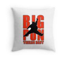 Big Punisher  Throw Pillow