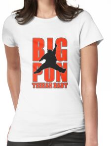 Big Punisher  Womens Fitted T-Shirt