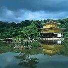 Golden Pavillion by Kasia Nowak