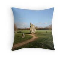 The 'Bicester Stones' Throw Pillow