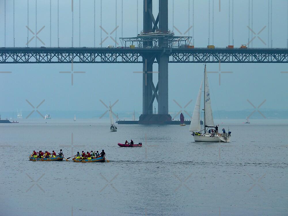 Raft Race by Tom Gomez