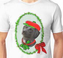 Black Lab Christmas Unisex T-Shirt