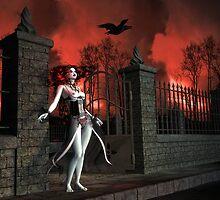 Hells Gate - Rose & David Milne by Rose Moxon