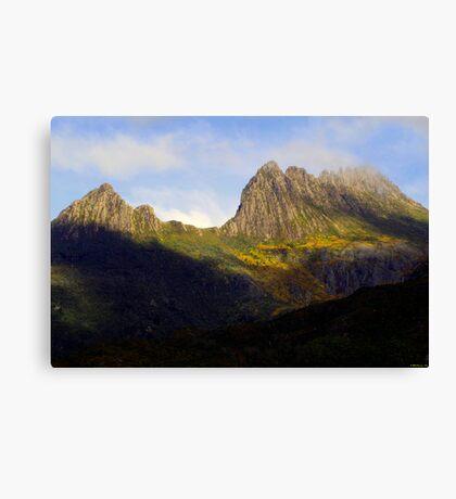 Cradles of Time- Cradle Mountain National Park, Tasmania, Australia Canvas Print