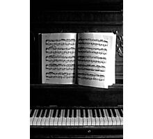 Old Time Scott Joplin Photographic Print