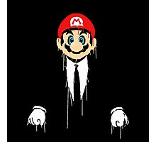 Mario cool Photographic Print
