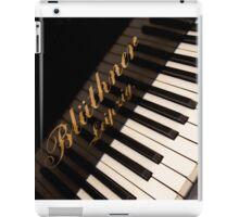 Grand Piano iPad Case/Skin