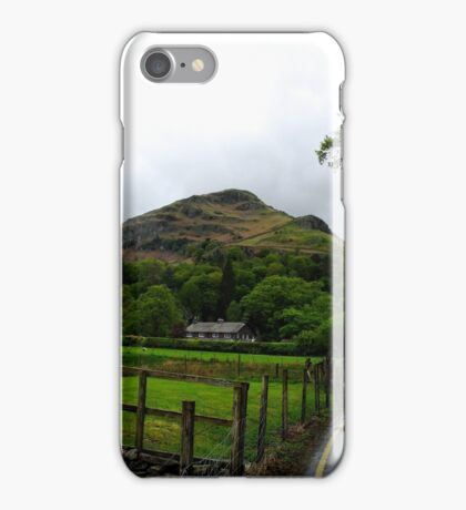 The Approach To Helm Crag iPhone Case/Skin