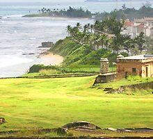 San Juan by Barbara Rahal