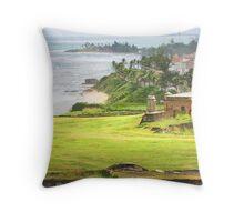 San Juan Throw Pillow