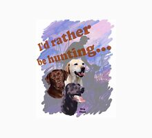 Hunting Labrador Retriever Unisex T-Shirt