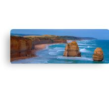 Set In Stone - Great Ocean Road. , Great Otway National Park , Victoria Australia Canvas Print