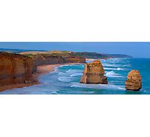 Set In Stone - Great Ocean Road. , Great Otway National Park , Victoria Australia Photographic Print