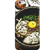 Feed Me iPhone Case/Skin