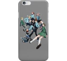 Digimon Adventure 3 Group iPhone Case/Skin