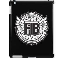 FIB iPad Case/Skin