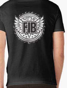 FIB Mens V-Neck T-Shirt