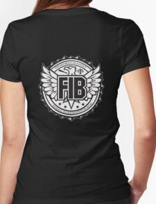 FIB Womens Fitted T-Shirt