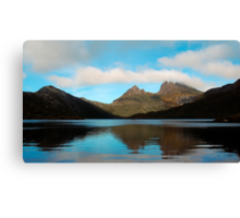 Reflections Through Time - Cradle Mountain, Tasmania Canvas Print