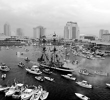 """The Jose Gasparilla"" by David Lee Thompson"