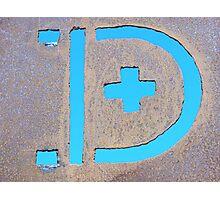 Dibblee Brand Photographic Print