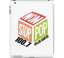 Non Stop Pop  iPad Case/Skin