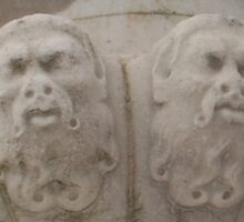 Stone Faces by Karen Martin