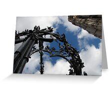 Antwerp 1 Greeting Card