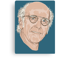 Larry David Canvas Print