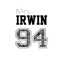 Mrs. Irwin 94 white by thevamps