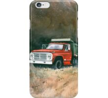 Westchester Work Trucks iPhone Case/Skin