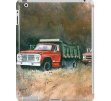 Westchester Work Trucks iPad Case/Skin