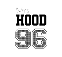 Mrs. Hood 96 white by thevamps
