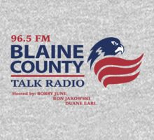 Blaine County Talk Radio T-Shirt