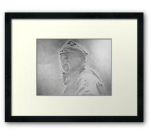 Sun Ra Framed Print