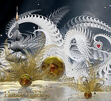 Happy Holidays! by Desirée Glanville