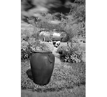 Grange IR Photographic Print