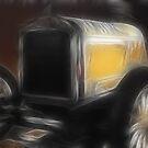 Ghost Rider by barkeypf