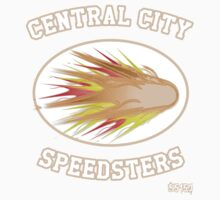 Central City Speedsters by EvilutionE5150