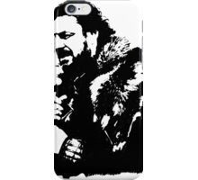 Game of Thrones: Ned Stark: Classic edition iPhone Case/Skin