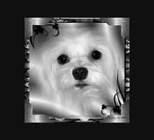 Snowdrop the Maltese Unisex T-Shirt