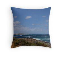Cape Leeuwin lighthouse. Throw Pillow