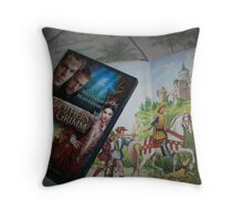 A grim tale 2 b shure Throw Pillow