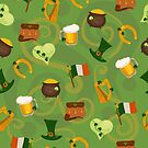 St. Patrick's Day by Elsbet