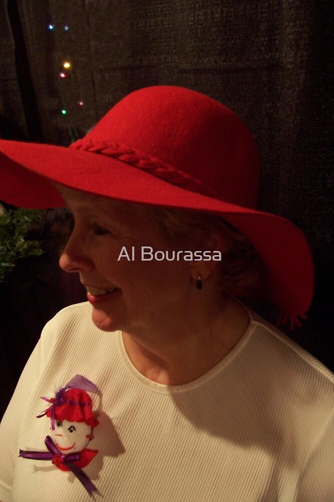 Lovely Lady 30 by Al Bourassa