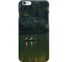 Paddling your own Canoe iPhone Case/Skin