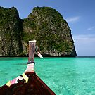 Phi Phi Cruising by Robert Mullner