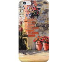 Cottage Garden iPhone Case/Skin