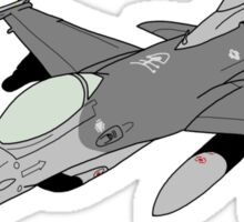 "F-16 ""Fighting Falcon"" Viper Sticker"