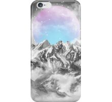 It Seemed To Chase the Darkness Away II iPhone Case/Skin